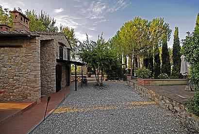 San gimignano bed breakfast agriturismo camere con piscina siena toscana - Agriturismo san gimignano con piscina ...