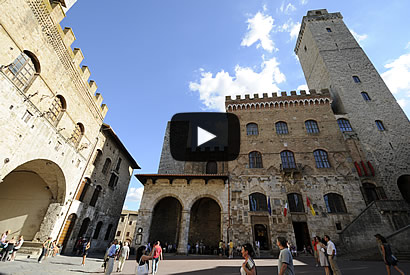 Holiday in San Gimignano what to see